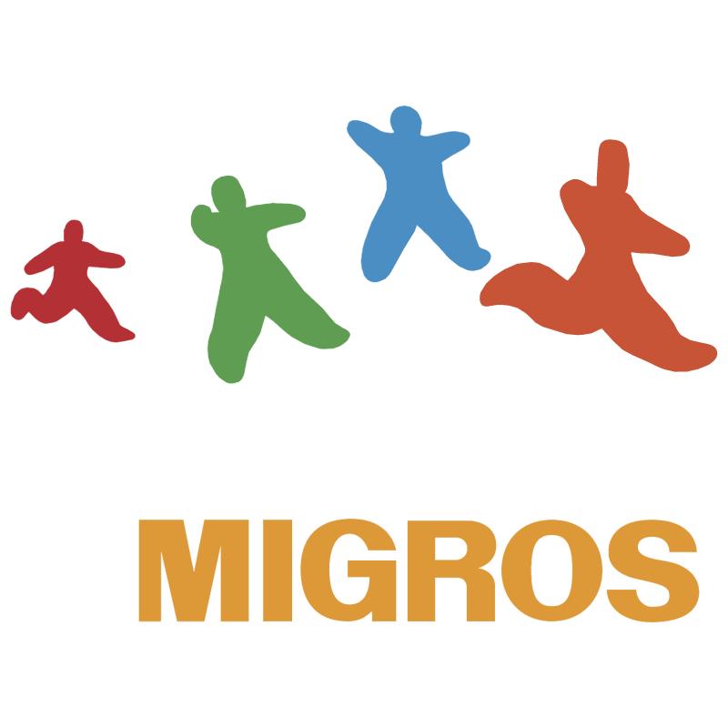 Migros vector