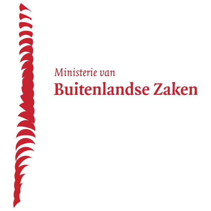 Ministerie van Buitenlandse Zaken vector