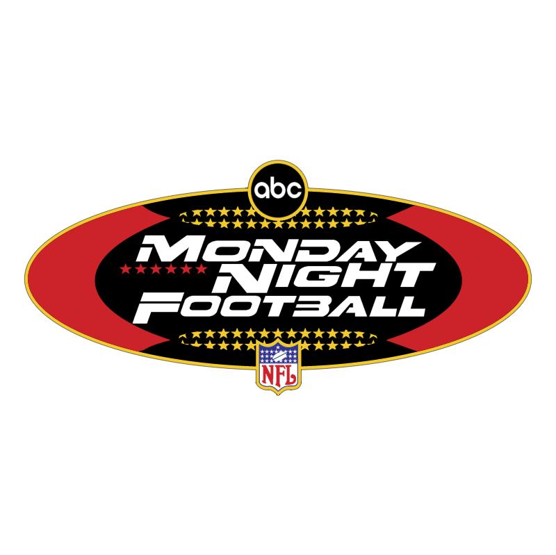 Monday Night Football USA vector logo