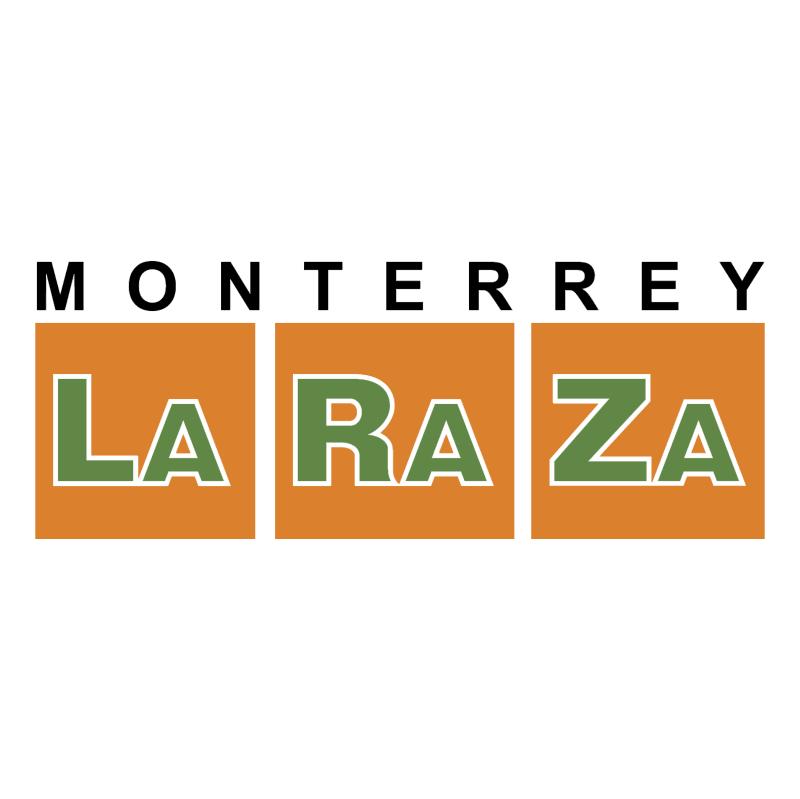 Monterrey La Raza vector