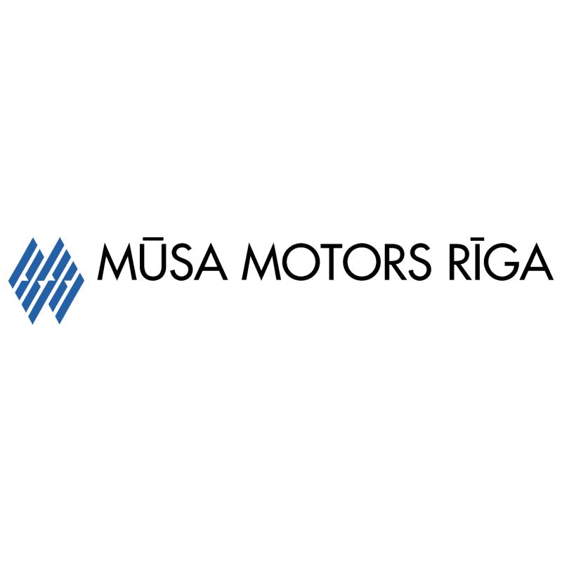 Musa Motors vector