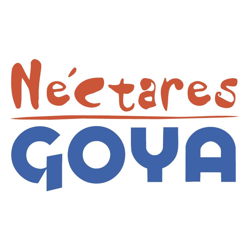 Nectares Goya vector