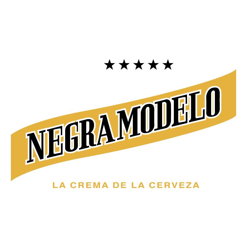 Negra Modelo vector