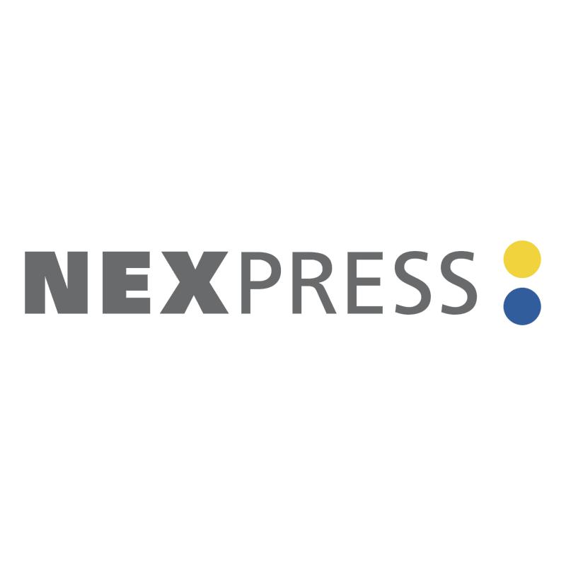 NexPress vector logo