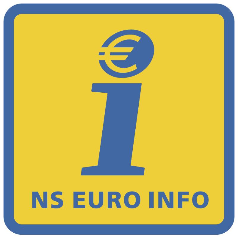 NS Euro Info vector