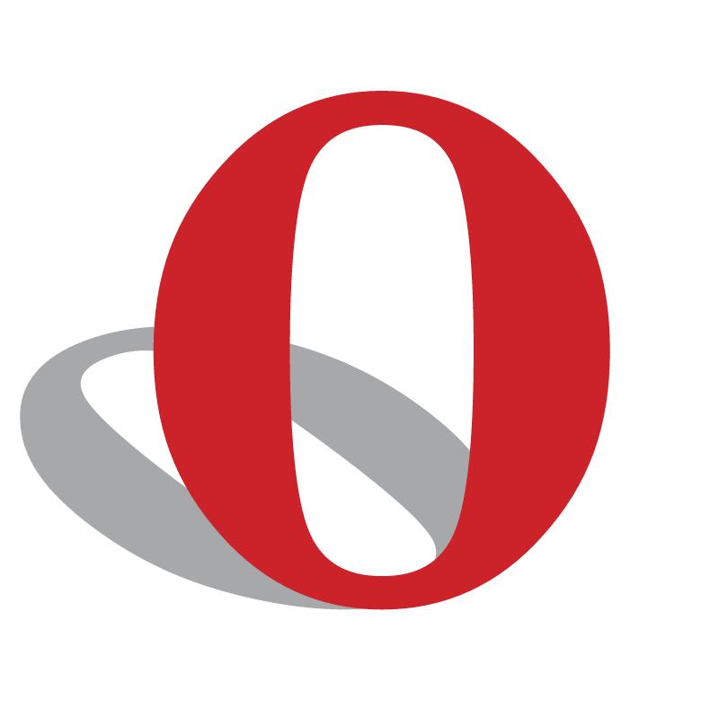 Opera vector logo