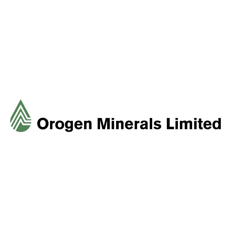 Orogen Minerals vector