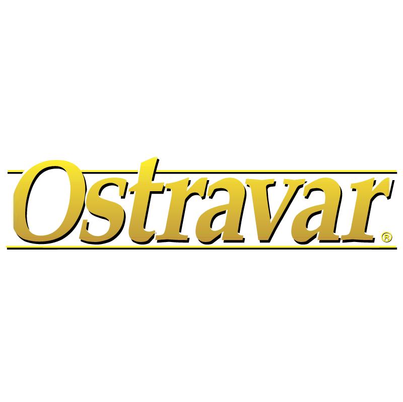 Ostravar vector logo