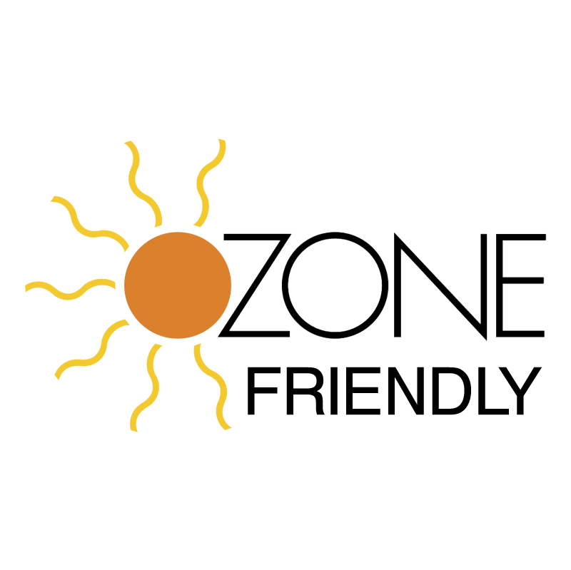 Ozone Friendly vector