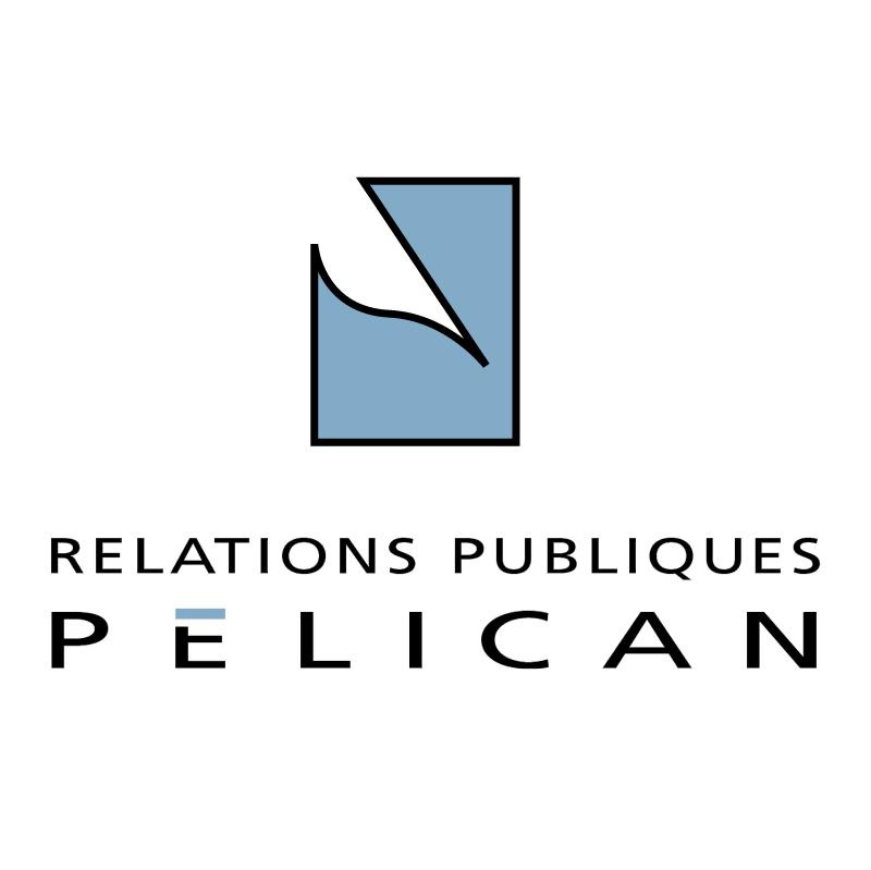 Pelican vector logo