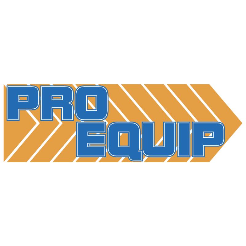 Pro Equip vector
