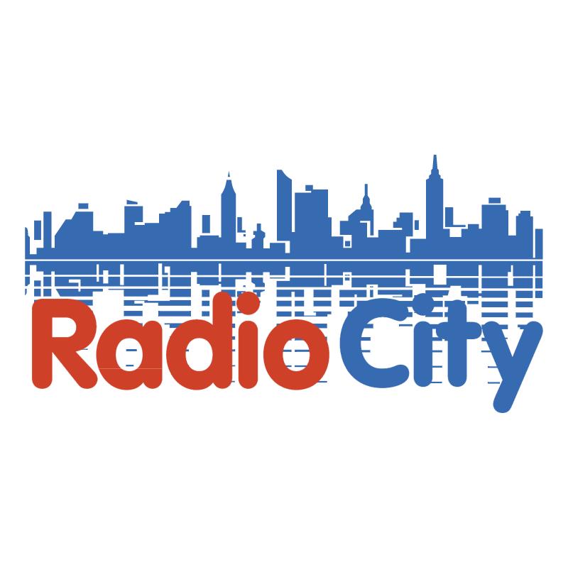 RadioCity vector