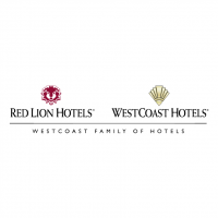 Red Lion Hotels WestCoast Hotels vector