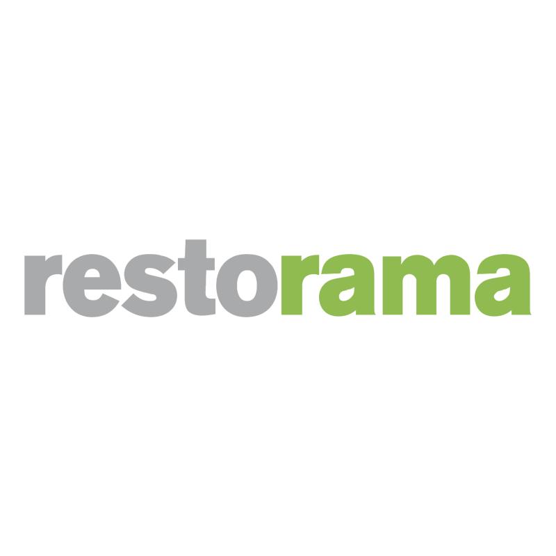 Restorama vector