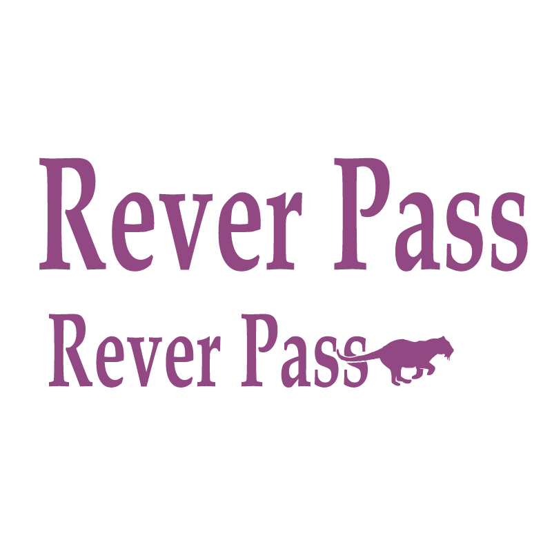 Rever Pass vector logo