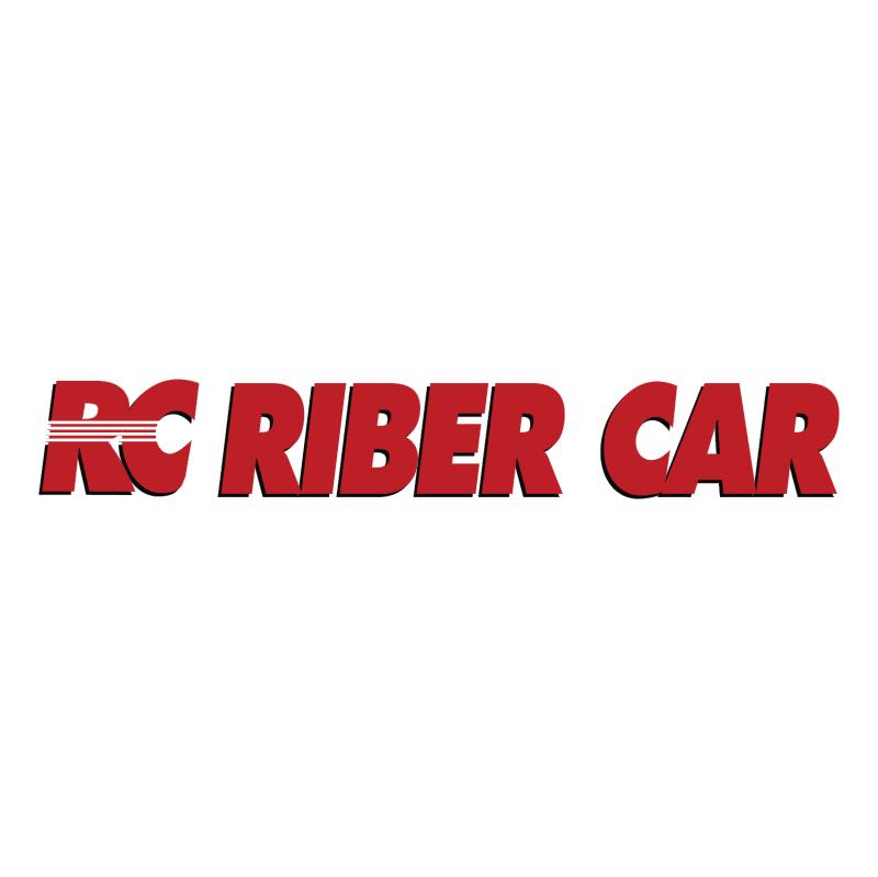 Riber Car vector