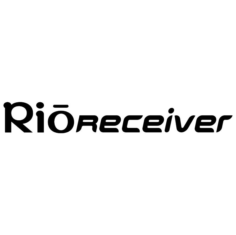 Rio Receiver vector