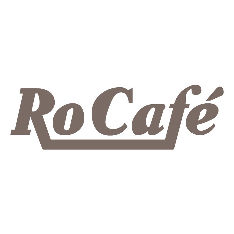 Ro Cafe vector