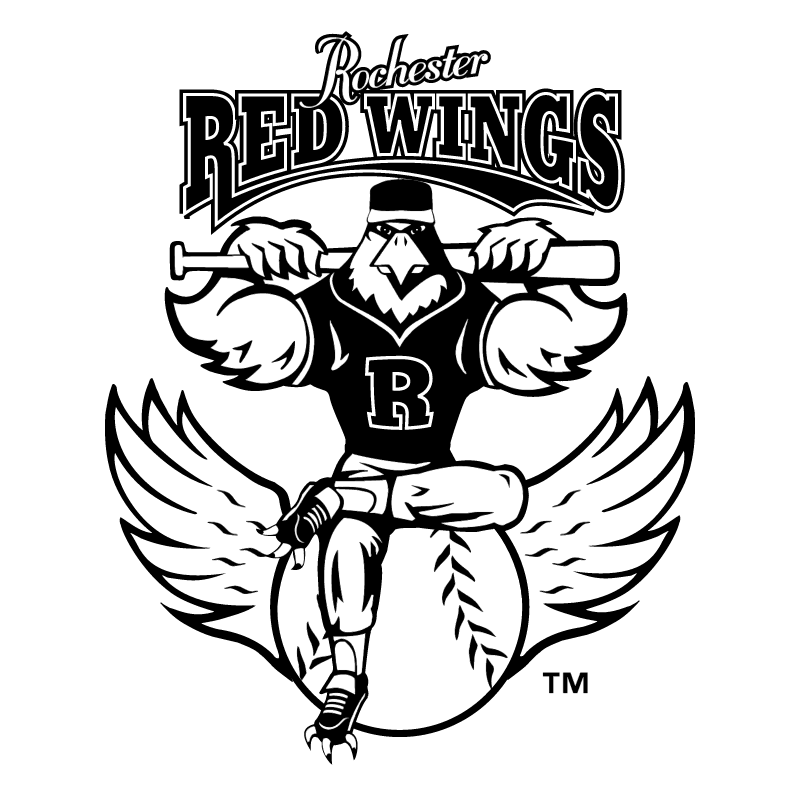 Rochester Red Wings vector