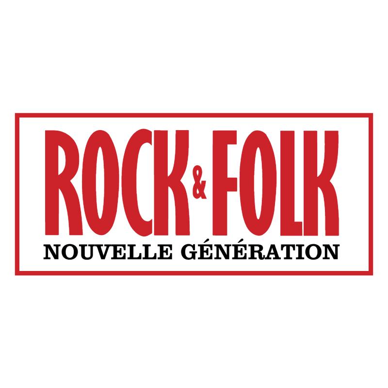 Rock & Folk vector