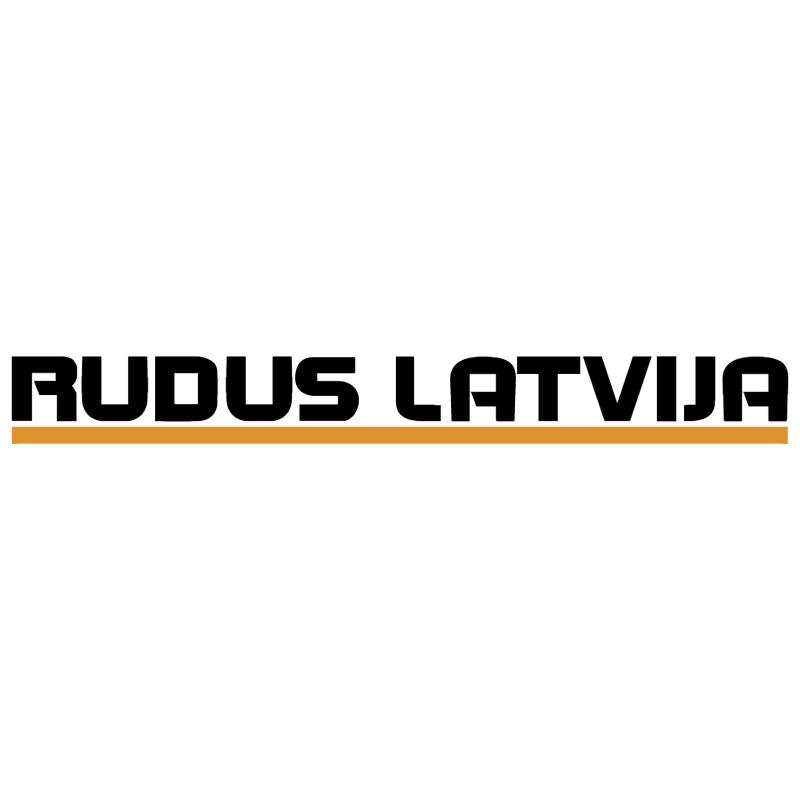 Rudus Latvija vector