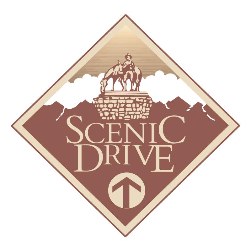 Scenic Drive vector