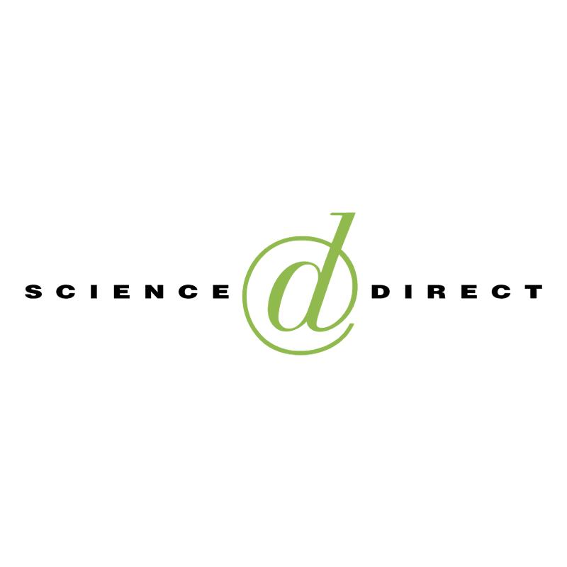 ScienceDirect vector logo