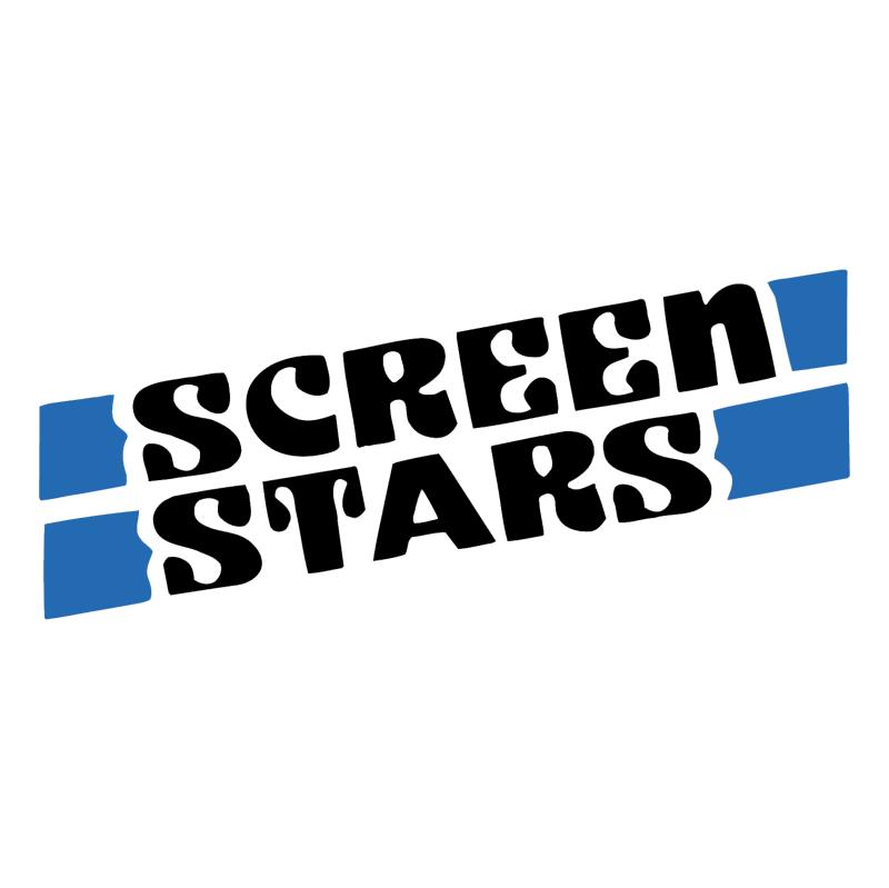 Screen Stars vector