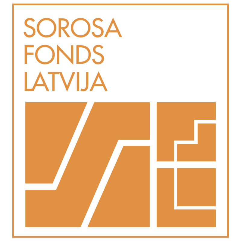 Sorosa Fonds Latvija vector
