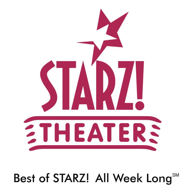Starz! Theater vector