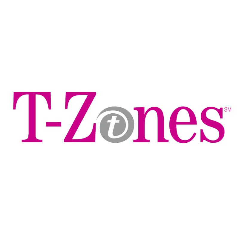 T Zones vector
