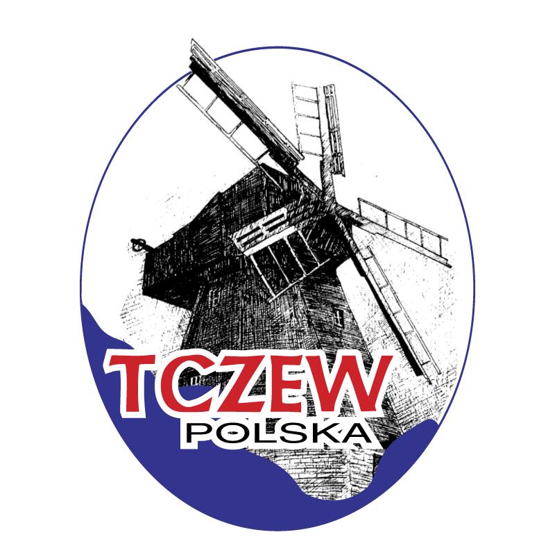 Tczew Polska vector logo
