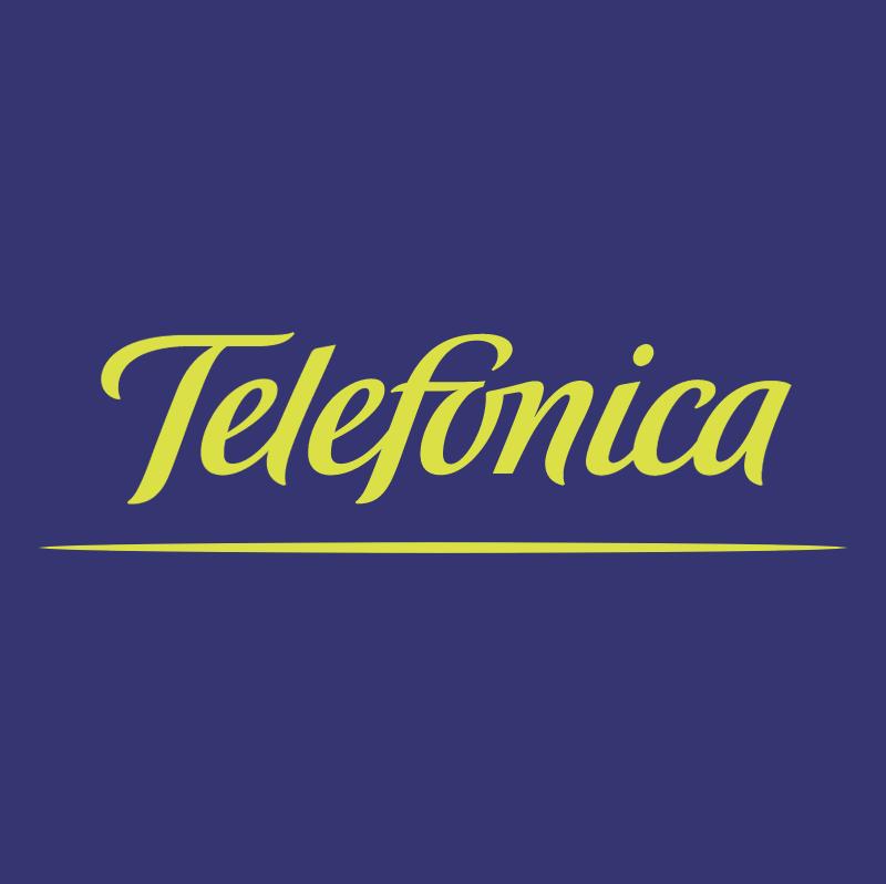 Telefonica vector