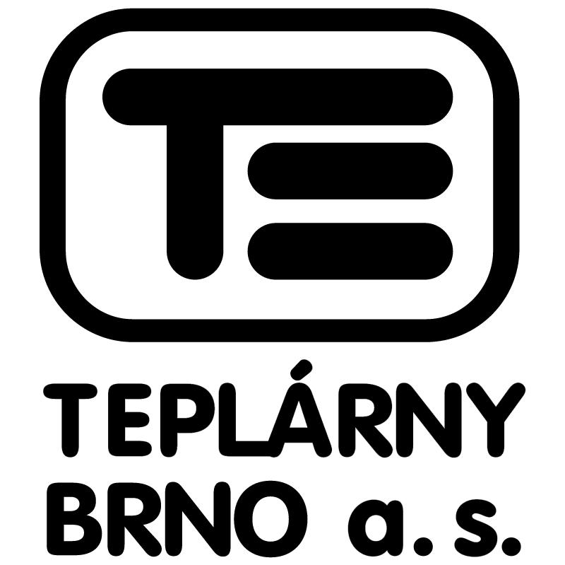 Teplarny Brno vector