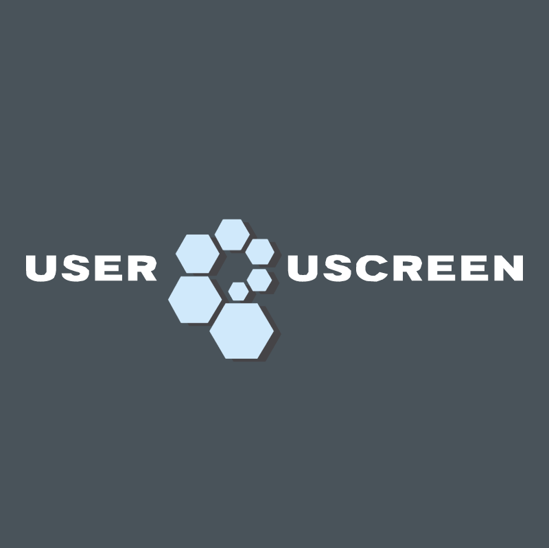 User Uscreen vector