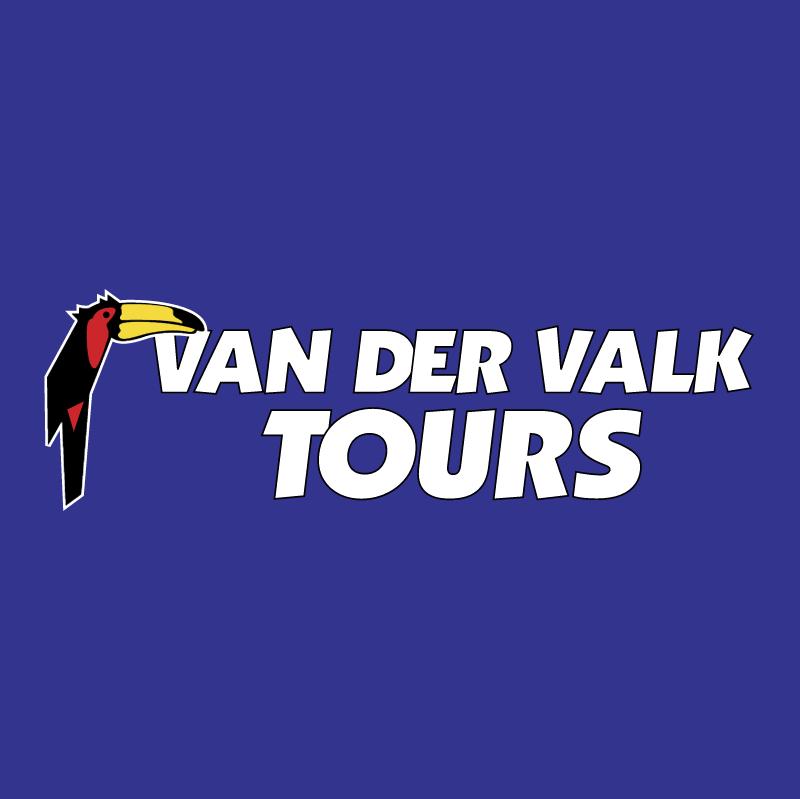 Van der Valk Tours vector