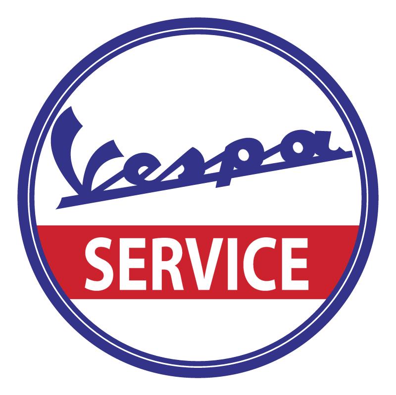 Vespa Service vector