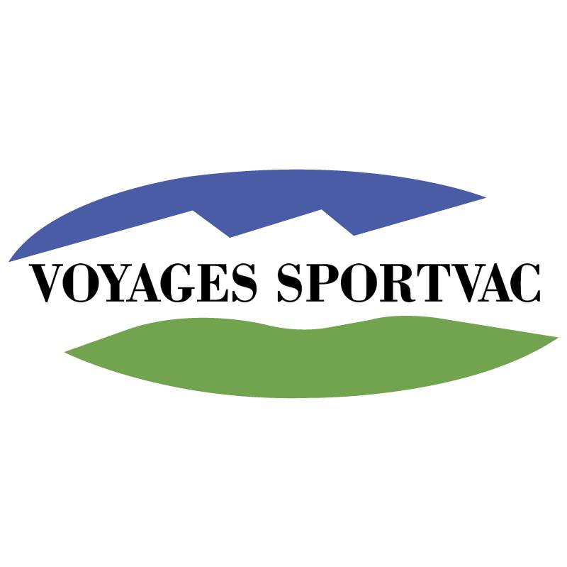 Voyages Sportvac vector
