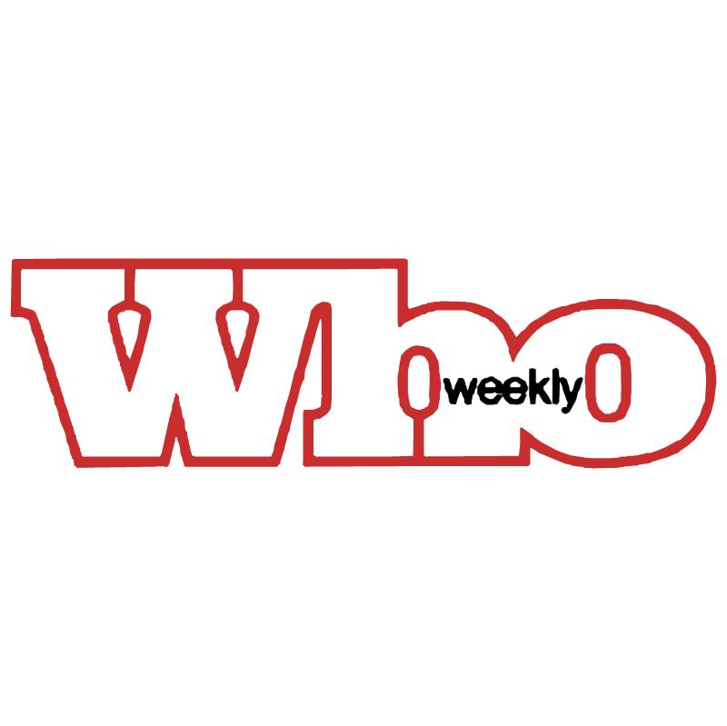 Who vector logo