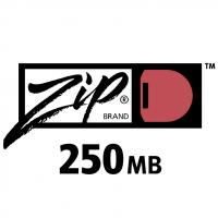 Zip 250 vector