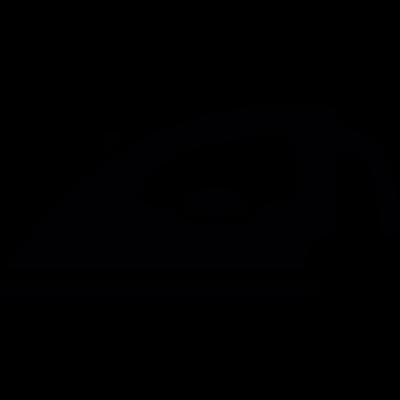 Electric Iron vector logo