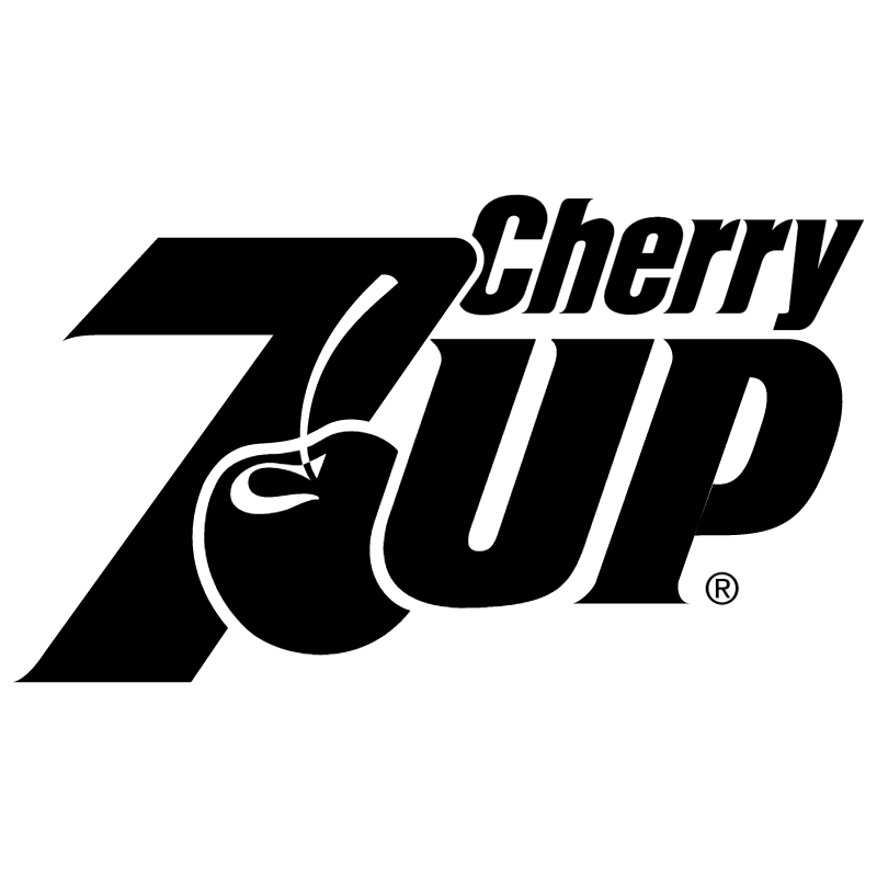 7Up Cherry vector logo