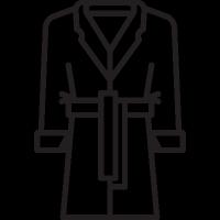 Housecoat vector
