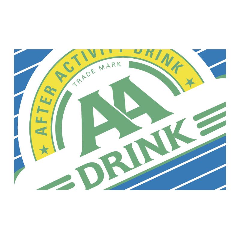 AA Drink vector