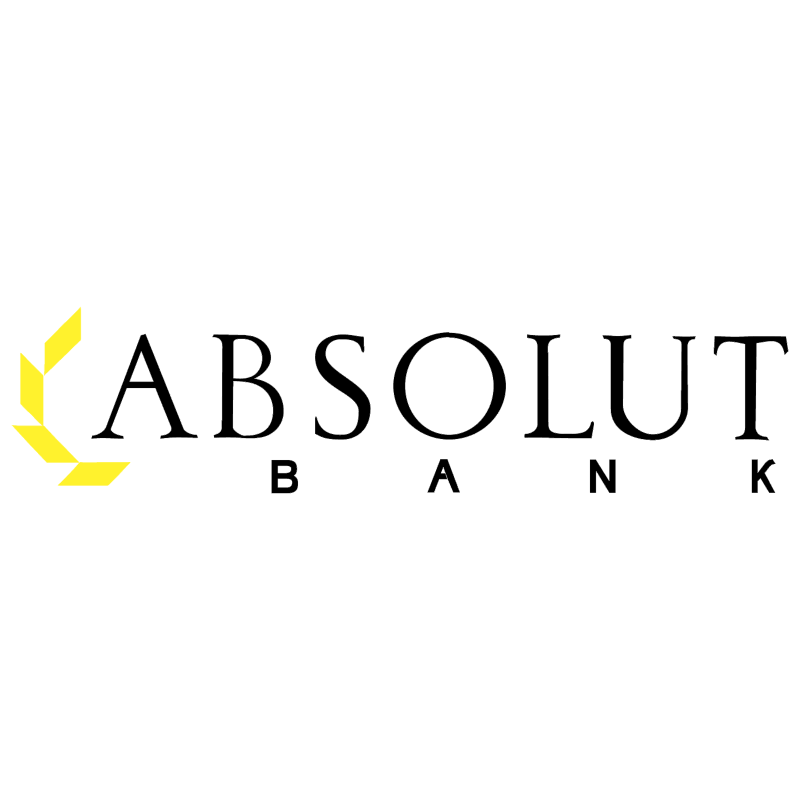 Absolut Bank vector