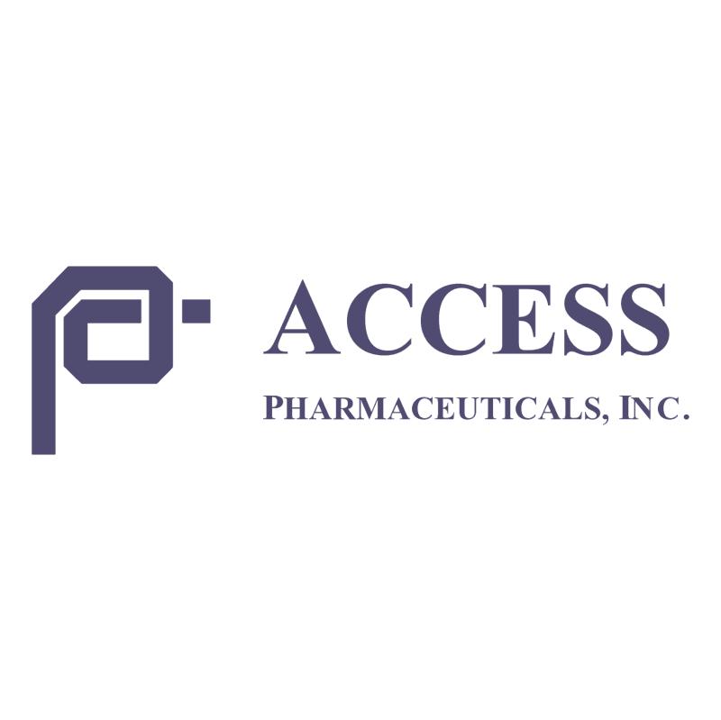 Access Pharmaceuticals 39264 vector
