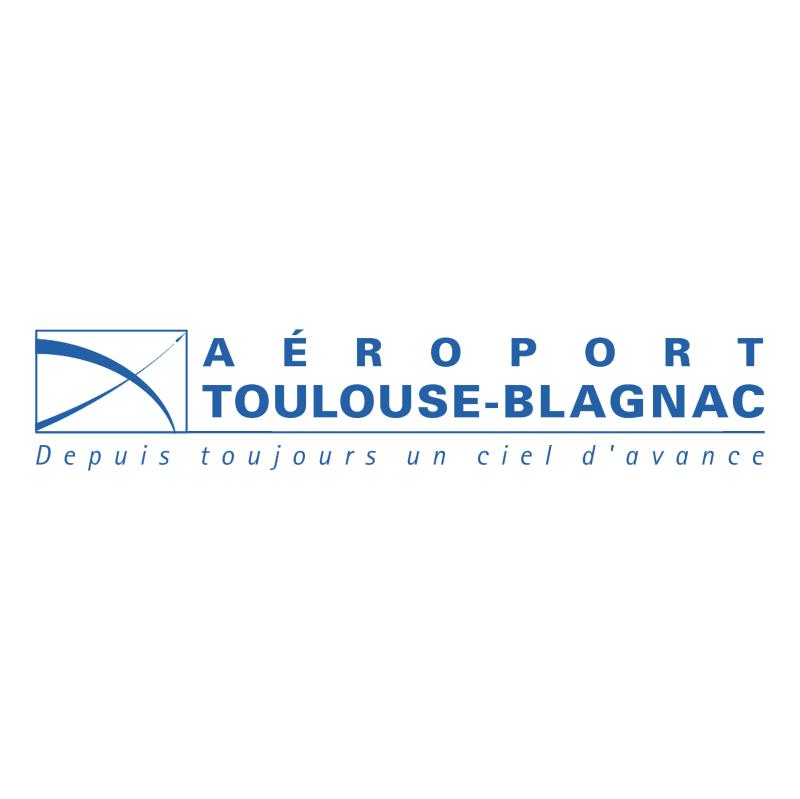 Aeroport Toulouse Blagnac vector