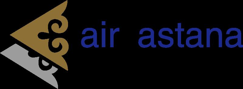 Air Astana vector
