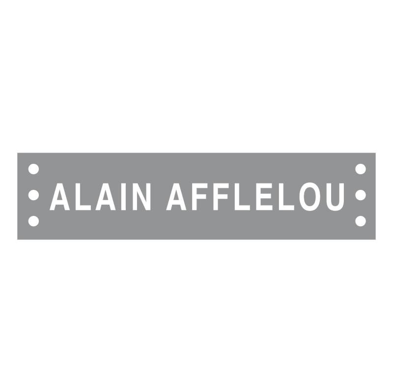 Alain Affleou 63343 vector