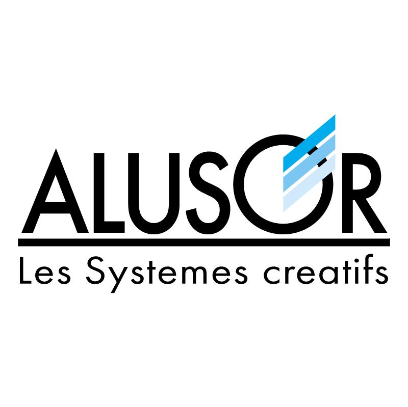 Alusor vector logo